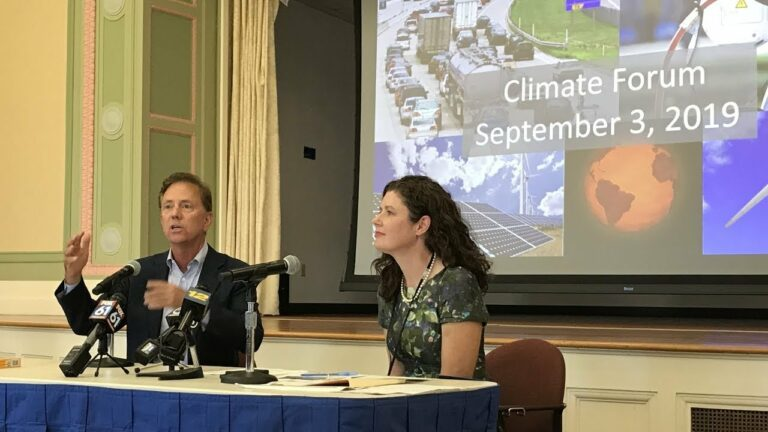 Governor Lamont Signs Executive Order Strengthening Connecticut's Efforts to Mitigate Climate Change