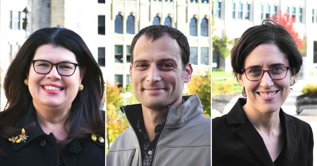 KCE-Ann Anthony, Joel Turkheimer and Rachel Goldwasser